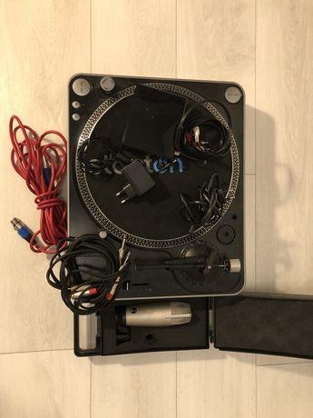 Gramofon Stanton T62 + mikrofon