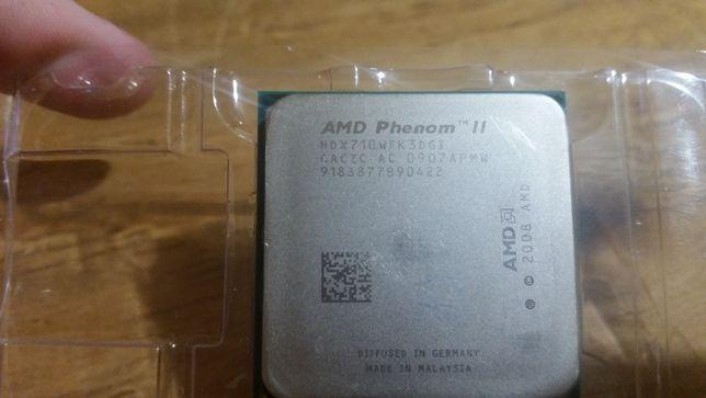 Процессор AMD Phenom ll X3 710 , Разъем AM3/AM2+