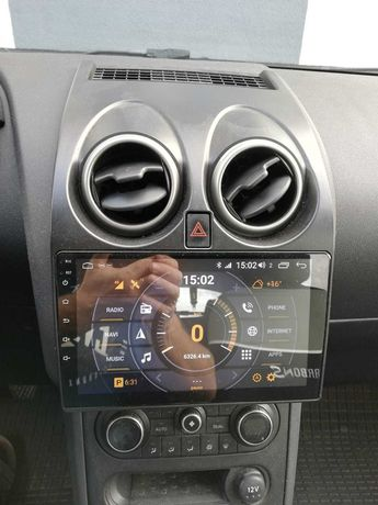Nissan QQ Qashqai Radio Android