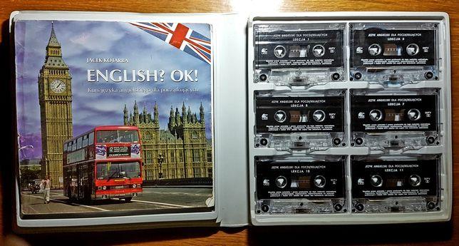 English? OK! - 6 kaset - Kurs języka angielskiego dla początkujących