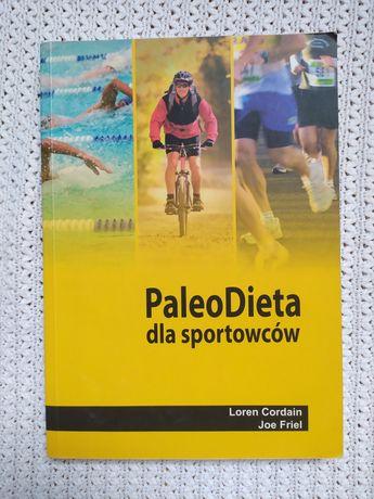 Książka Paleo dieta dla sportowców