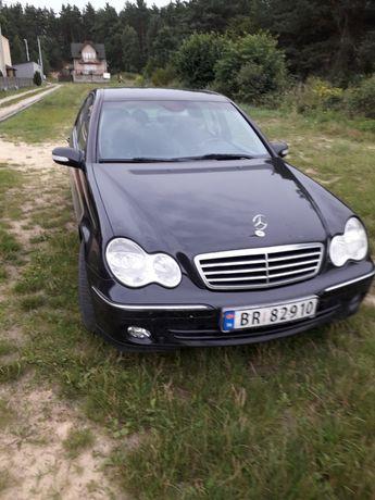 Mercedes Benz C klasa 203 C200 CDI