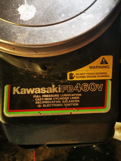Silnik Kawasaki FB460V  wszystkie części do silnik traktorek kosiarka