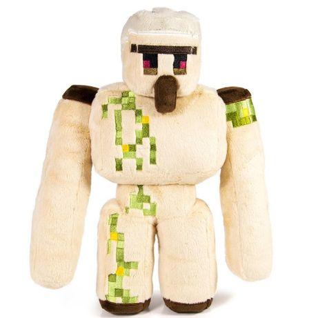 Мягкая игрушка Golem Майнкрафт minecraft Голем 36 см.