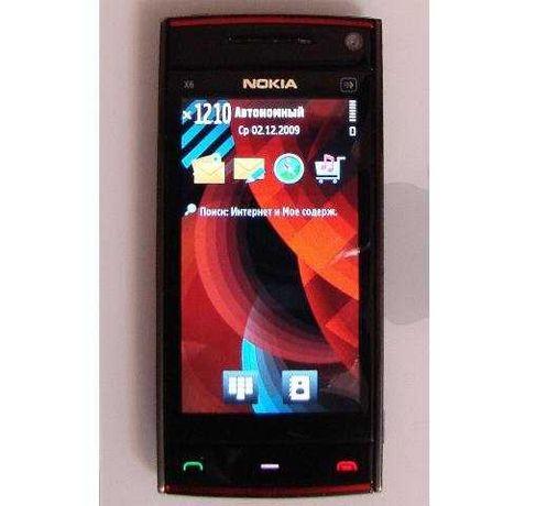 Продам Nokia X6 оригинал