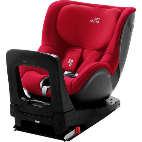 Britax Römer DUALFIX M i-Size obrotowy fotelik samochodowy Fire Red
