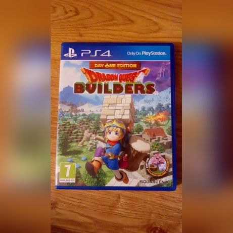 Dragon Quest Builders PS4 sprzedam stan idealny