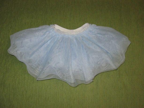 Пышная фатиновая юбка Next до 1,5 лет