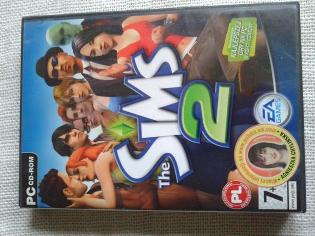 The Sims 2 PC 4CD