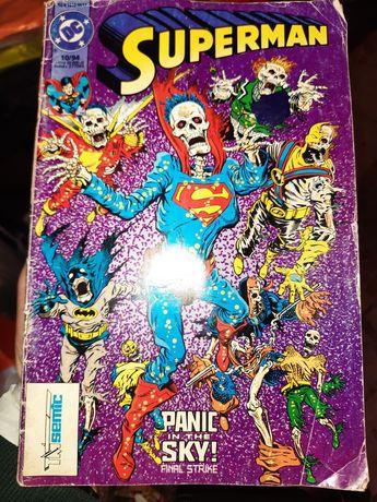 Komiks Superman 10/94