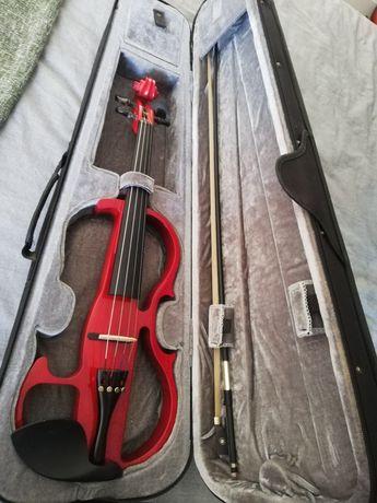 Violino elétrico 4/4 Harley Benton
