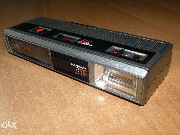 Aparat fotograficzny Hanimex 110TF (analogowy, zabytkowy)