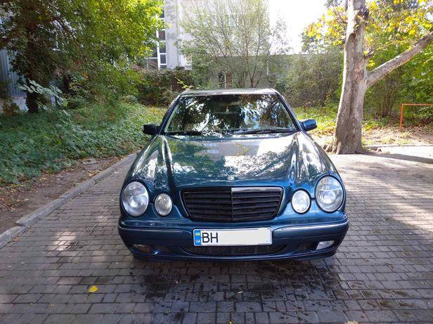Mercedes-Benz E320 cdi w210