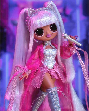 Кукла Ремикс Королева Китти L.O.L Surprise! OMG Remix Kitty