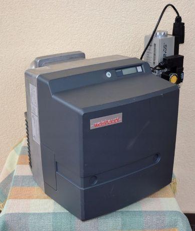 Газовий пальник,газовая грелка Weishaupt WG-20N, 35-300 kWt