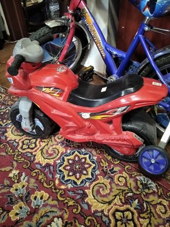 Талакар беговел мотоцикл детский