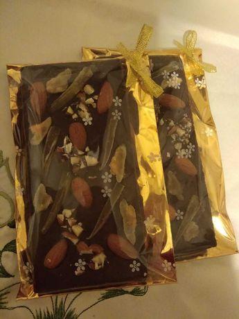 Натуральный шоколад из какао масла и тёртого какао 60 грн