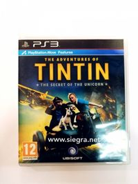 The adventures of the tin tin ps3