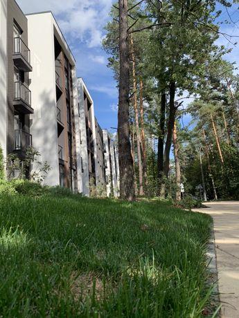 """Трехкомнатная квартира в ЖК """"Форест Парк """"- 97м . Новострой на природе"""