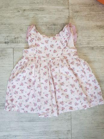 Детское летнее платье H&M, 86 р.
