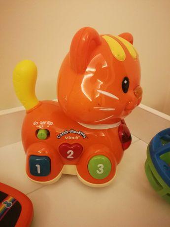 Zabawka interaktywna kotek Vtech