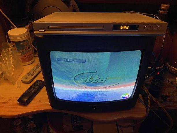 Odtwarzacz DVD elta -uszkodzony