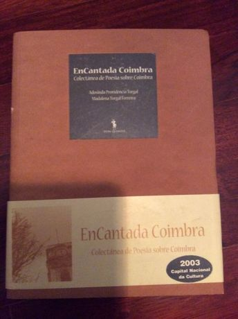 Livro Encantada Coimbra