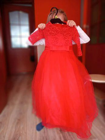 Sukienka karnawałowa roz.110