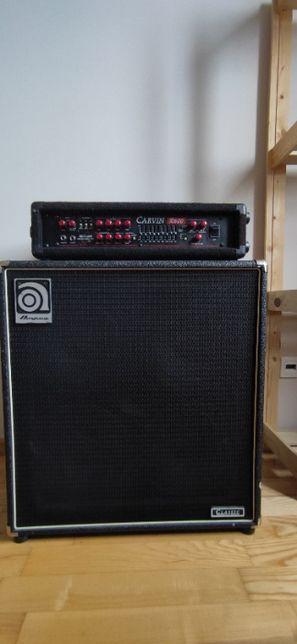 "Kolumna basowa Ampeg SVT410HE - 500W 8Ohm, 4x10"" - + GRATIS"