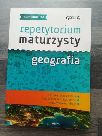 Repetytorium maturzysty geografia, Greg
