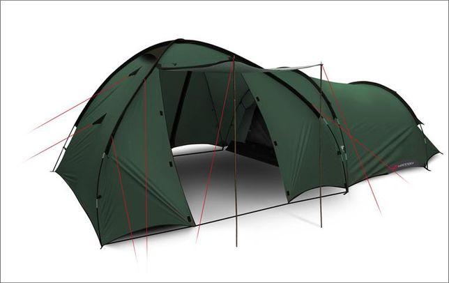Палатка hannah spirit 5, в супер состоянии