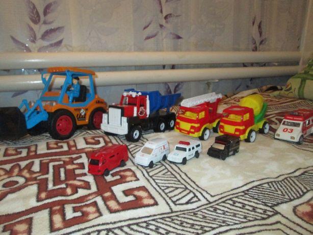 Детские игрушки машинки