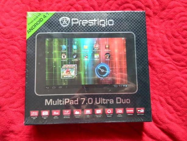 Tablet Prestigio Multipad 7.0 Ultra Duo
