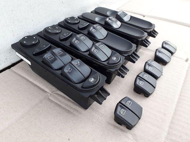 Кнопка блок стеклоподъемника склопідйомника Mercedes Vito Sprinter