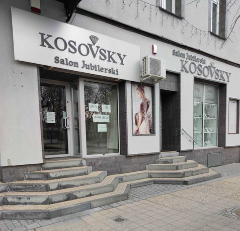 Lokal / biuro w centrum Praszki- 1 miesiąc gratis!!!