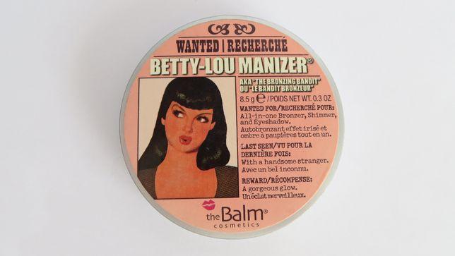 The Balm, Betty - Lou Manizer- brązer, rozświetlacz