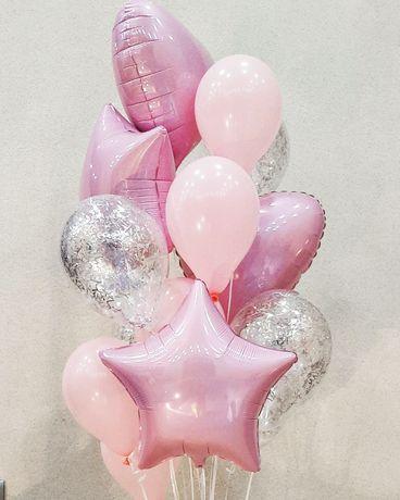 Шары Гелиевые шарики от 18грн. в Одессе лучшая цена на воздушные шары