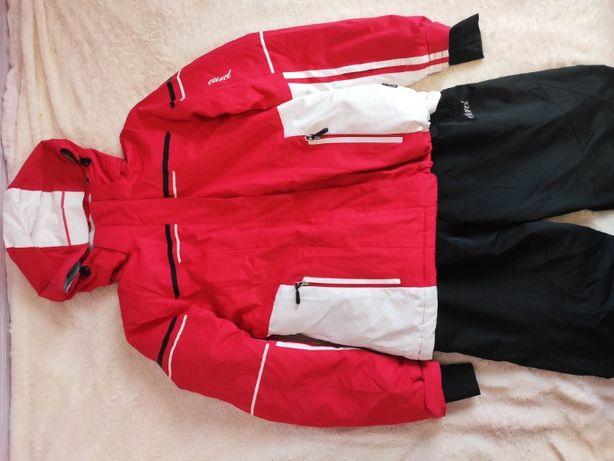 Женский лыжный костюм куртка штаны р. m etirel aquabase aquamax