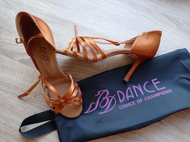 Новые! Танцевальные туфли, латина, BDdance