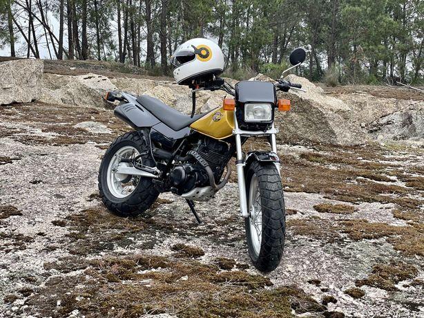 Mota Yamaha TW 125