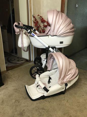 Коляска Baby Pram Exclusive Collection 2в1/Каляска для принцеси