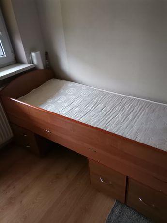 Łóżko dzieciece z materacem