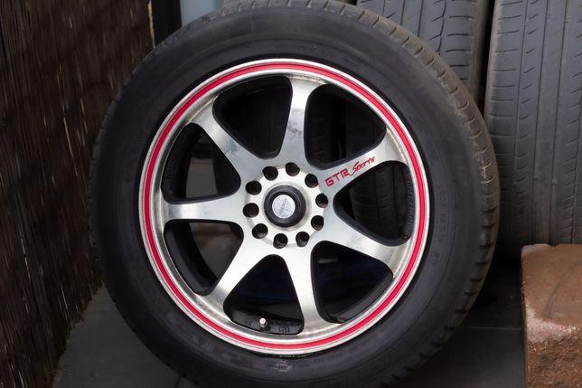Felgi aluminiowe R16 5*112 zamiana na 5*100 lub sprzedaż.
