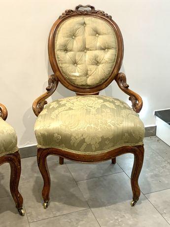 Medaliony krzesła