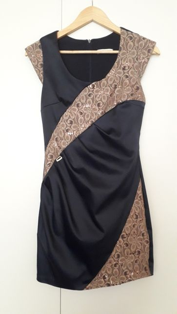 Стильное платье Bodyform, original, нарядное, праздничное, на выход