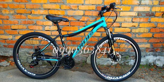 """Новый горный велосипед Ardis Cleo 26"""" колёса алюминиевая 17"""" рама"""