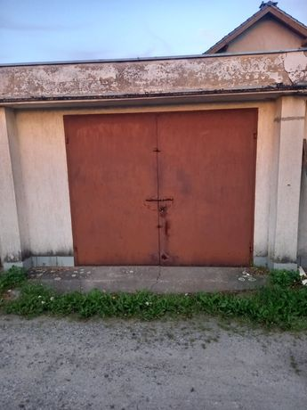 Garaż murowany w Miliczu