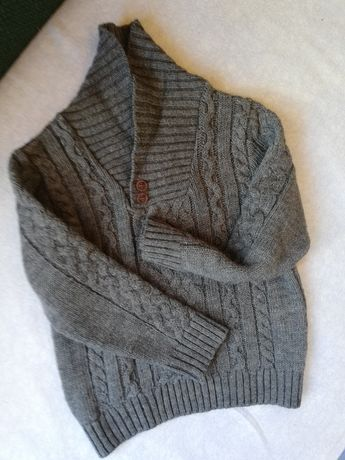 Flash. свитер теплый на мальчика. размер 122