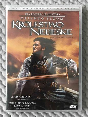 """""""Królestwo niebieskie"""" - DVD (polski lektor)"""