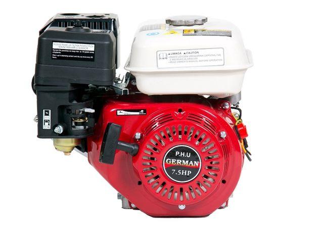 Silnik spalinowy GERMAN 7,5KM GX160 GX200 19mm/20mm +OL